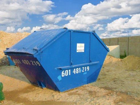 Kontener 12,0 m³ Typ - Mulda