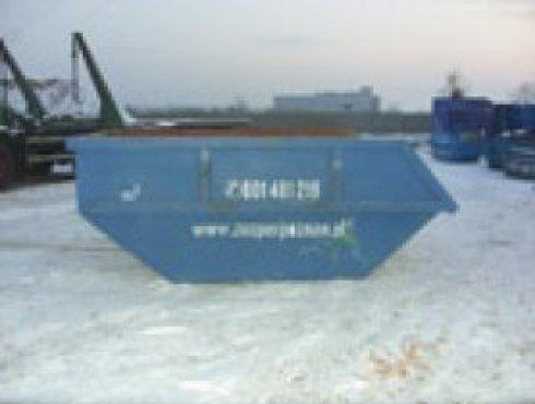 Kontener 5,0 m³ Typ - Mulda